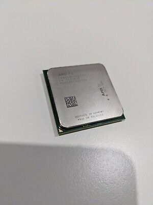 AMD Fx-8350 4ghz 8 Core Vishera Am3 • 69£