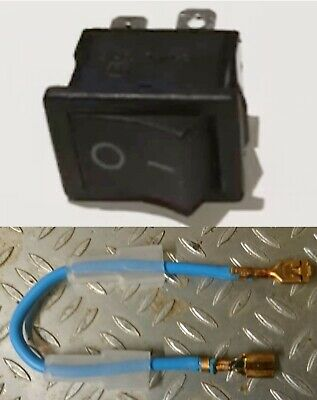 Creality CR-6 SE 10A Replacement Power Switch 250V/10A And/or Neutral Wire • 6£