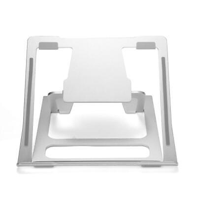Metal Notebook PC Laptop Stand Adjustable Folding Holder Pad For 17 Inch • 21.42£