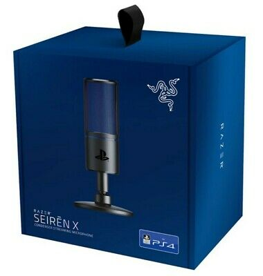Razer Seiren X For PS4 Condenser Streaming Microphone • 75£