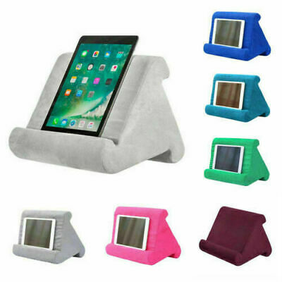 UK Xmas Multi-Soft Pillow Lap Stand For IPad Tablet Cushion Phone Laptop Holder • 9.99£
