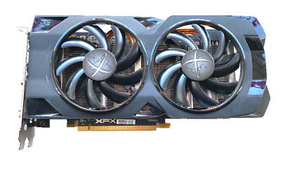XFX AMD Radeon RX 480 RS 4GB GDDR5 GRAPHICS CARD (7% Less FPS Than RX 580) • 200£