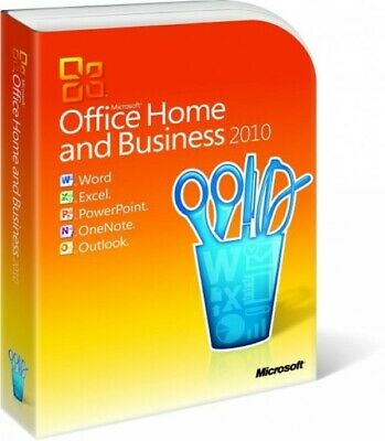 Microsoft Office 2010 Home And Business • 35£