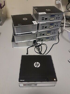 HP T310 Cooper NIC Zero Client TC 293D PCoIP Working Condition Many Available  • 30£