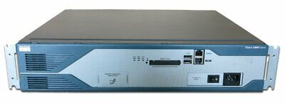 Cisco 2851 Integrated Services Router CCNA CCNP CCIE • 35£