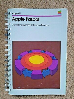 Apple II Apple Pascal Operating System Reference Manual • 25£