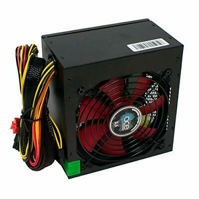 Switching Power Supply PSU 650W ATX With 12cm Silent Red Fan/for PC • 49.87£