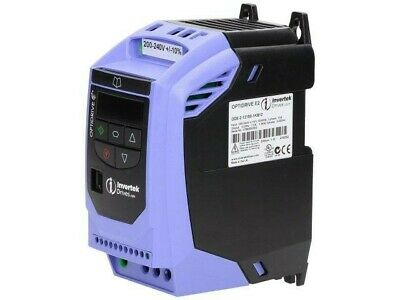 ODE-2-12150-1KB12 Inverter Max Motor Power: 1.5kW Usup: 200-240VAC 0-500Hz IN: 4 • 267.92£