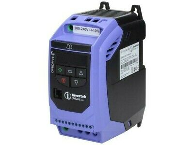 ODE-2-12075-1KB12-01 Inverter Max Motor Power: 0.75kW Usup: 200-240VAC 0-120Hz I • 362.66£