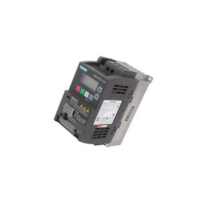 6SL3210-5BB15-5BV1 Inverter Max Motor Power: 0.55kW Usup: 200-240VAC 0-599Hz IN: • 265.33£