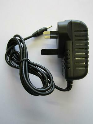 AC DC 5V 2A Power Supply Adaptor Charger 2.5mm UK 3 Pin Power Adapter • 6.99£