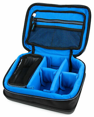 EVA Storage Bag / Case For The LG Portable Minibeam PV150G WVGA Projector • 19.99£