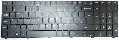 ACER ASPIRE 5741 5745 5749 5750 7739 7741 7745 7750 5820T KEYBOARD UK LAYOUT New • 8.92£