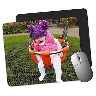 Personalised Custom Printed Photo Computer Mouse Mat • 3.99£