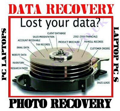 Data Recovery Software Recover Lost Files From Internal And External Hdd • 4.99£