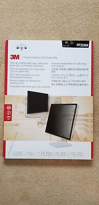3M PF324W Desktop Privcy Filter • 50£