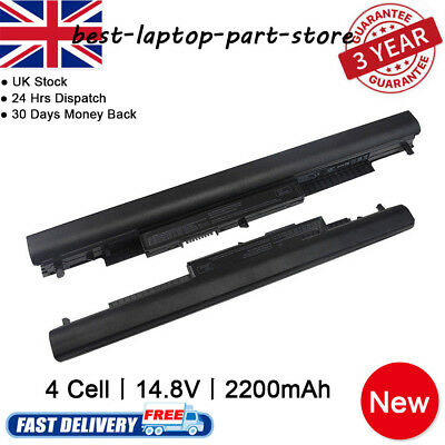 For Hp 15-ac Series Laptop 14.8v Battery 807957-001 Hstnn-lb6v Hs04 Ov • 16.99£