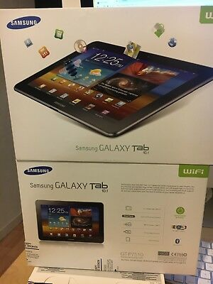 Samsung Galaxy Tab 10.1 Gt-7510AS New Exellent Condition • 35£