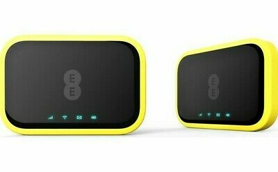 NEW & UNLOCKED EE MiNi 2 4G LTE MiFi Alcatel EE70VB Mobile WiFi  Hotsport Router • 35.99£
