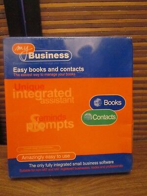 My Business Software Books Contacts Small Business Software (NEW) • 39.99£