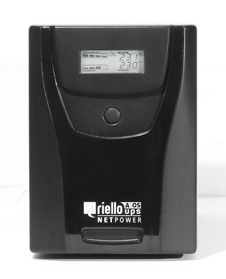 Riello NPW1500 UPS New By Netpower 1500va  • 150£