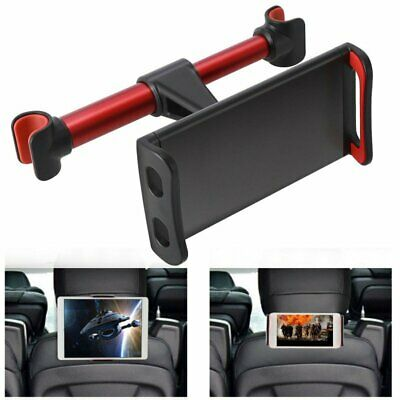 Car Rear Back Seat Headrest Phone Tablet Ipad Holder Stand Support Fit 4 -11  • 8.98£