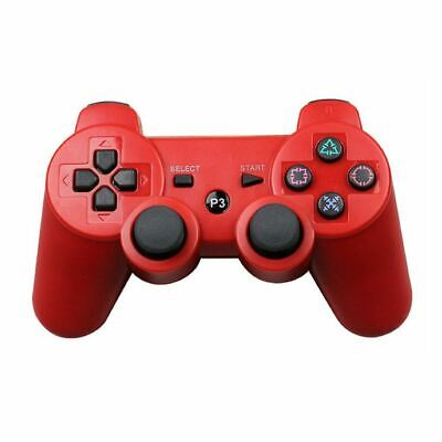 Bluetooth Game Console Controller For Playstation And Raspberry Pi - Red • 14.99£