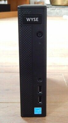 Dell WYSE 7020 Thin Client ZX0Q No RAM, Power Supply Or Stand. 08WF82 HVT96J2 • 59.99£