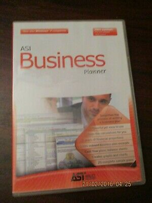 Software Ability Office Planner Software CD Rom  • 4.99£