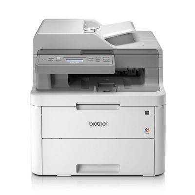 BROTHER DCP-L3551CDW All-in-One Wireless Colour Laser Printer (Inc VAT) • 289.99£
