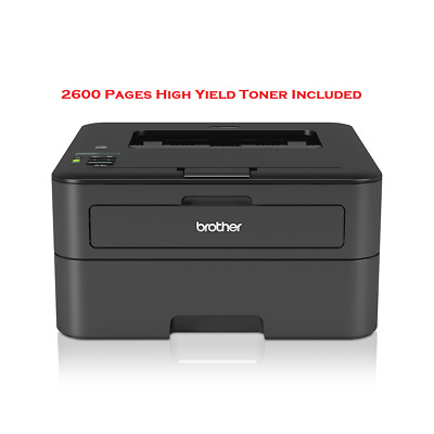 Brother HL-L2365DW A4 Mono Laser Printer With Wi-Fi, 2 Sided & Network (Inc VAT) • 119.99£