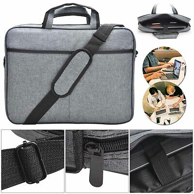 15 Inch Business Laptop Case PC Shoulder Bag Carrying Sleeve Notebook Cover UK • 9.89£