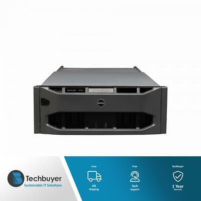 DELL EQUALLOGIC PS6500 2xTYPE 7 CTRL 3xPSU 48xLFF DRIVE BAYS - NO DRIVES • 720£