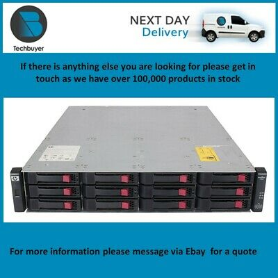 HP StorageWorks P2000 DC Power LFF Chassis - AP840A • 100£