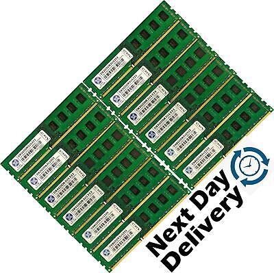 MEMORY RAM DDR2 DDR3 DDR4 2GB 4GB 8GB 16GB DESKTOP SERVER LAPTOP Lot • 28.89£