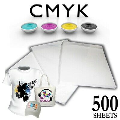 500 Sheets A4 High Grade Sublimation Paper Heat And Mug Press Transfer 130gsm • 29.99£