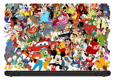 15.6 Inch Disney Family-Laptop Vinyl Skin/Decal/Sticker/Cover -LC40 • 6.99£