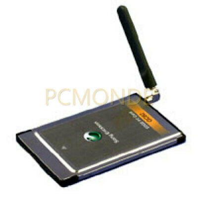 Sony Ericsson GC82 GSM EDGE GPRS PC Card - Wireless Cellular Modem • 79.99£