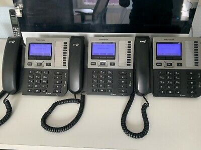 Thomson BT Falcon IP Phone TB-30 VoIP. (x3 Units) • 40£