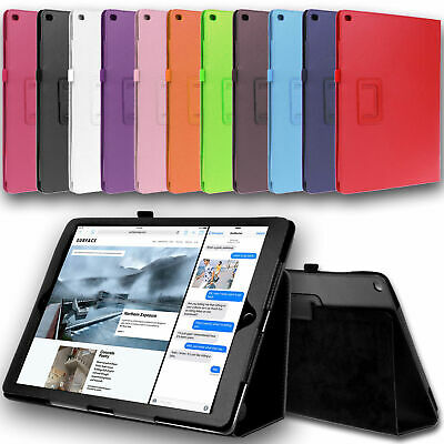 Apple IPad 10.2  7th Generation 2019 Ipad A3 10.5 2017 Leather Smart Cover Case • 5.95£