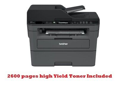 Brother DCP-L2540DW Multifunction Mono Laser Printer With Wi-Fi & Duplex Inc VAT • 184.99£
