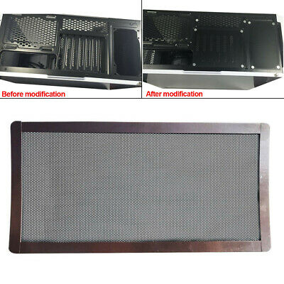 Protective PC Computer Dust Filter Chassis Cooling Fan Cover Mesh Magnetic Part • 2.88£