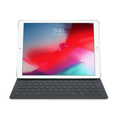 Apple IPad Pro 12.9  Official Smart Keyboard QWERTY Layout A1636 MNKT2B/A • 99.99£