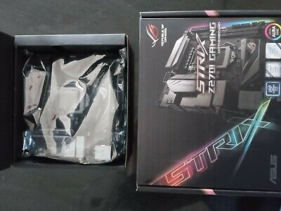 Asus Strix Z270i Motherboard And 6700k LGA1151 Cpu • 131£