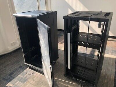 2 No. Server Tower Network Cabinet   • 100£