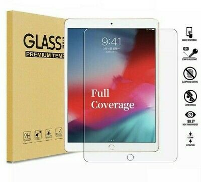 100% Genuine LCD Tempered Glass Screen Protector For Apple Ipad Mini 1,2,3 • 3.59£