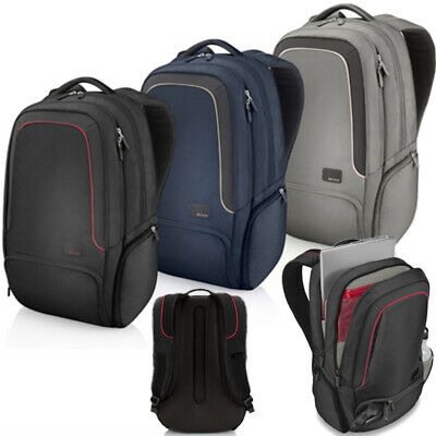 Belkin Evo Backpack - Notebook Laptop Carrying Backpack - 15.6  Black Blue Grey • 19.95£