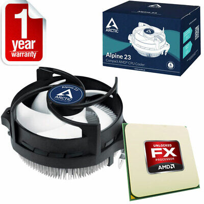 AMD FX 6300 6x Core 3.50GHz Socket AM3+ CPU Processor With New Arctic Cooler • 59£