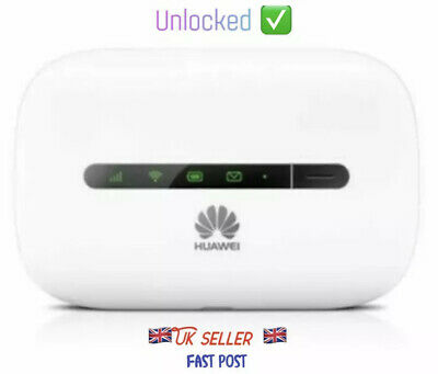 3G Wireless Router LAN Hotspot Unlocked Mobile Broadband Travel WiFi Dongle UK • 39.99£