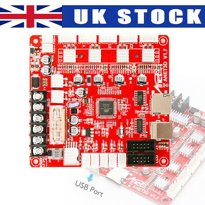 Anet Base Control Board Motherboard Mainboard For DIY Anet A8 3D Printer Kit • 25.07£